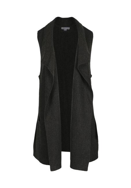 Ladies' Shawl Collar Vest