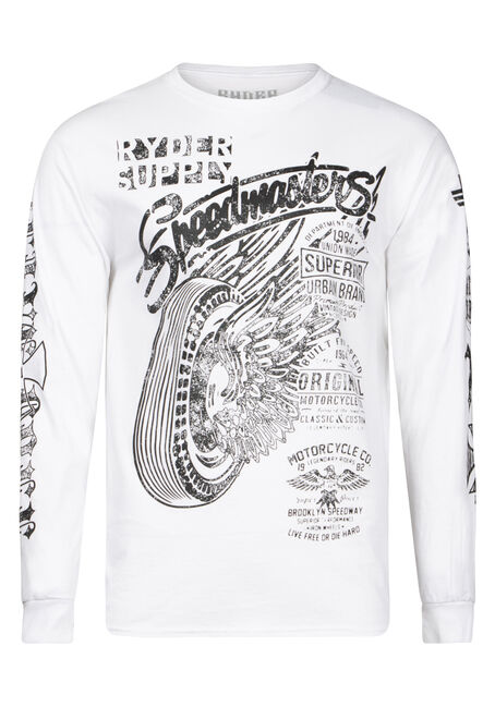 Men's Speedmasters Motorcycle Tee