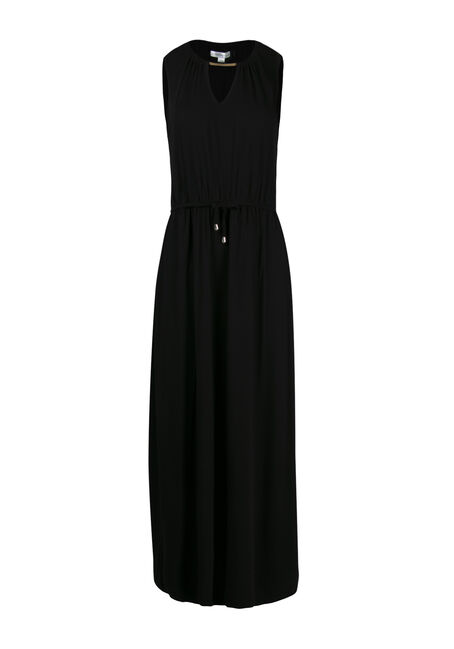 Women's Keyhole Maxi Dress