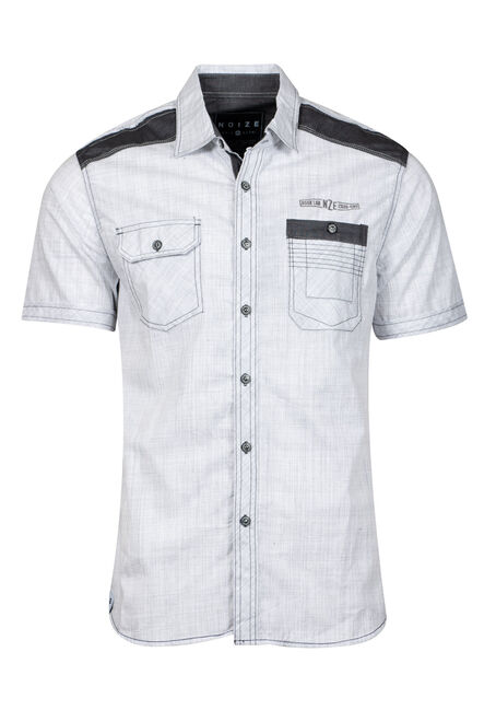 Men's Two Pocket Shirt