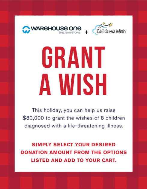 Donate to Children's Wish, , hi-res