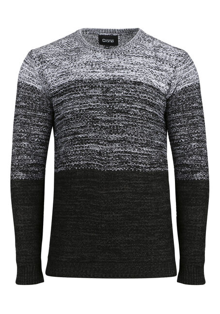 Men's Ombre Sweater