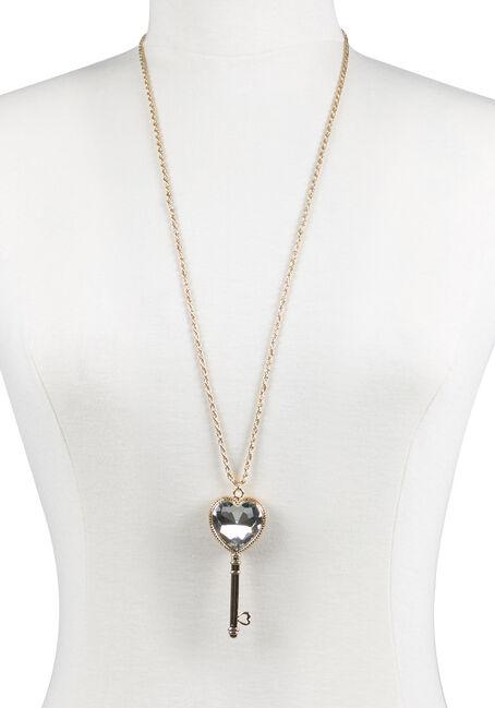 Ladies' Key Necklace
