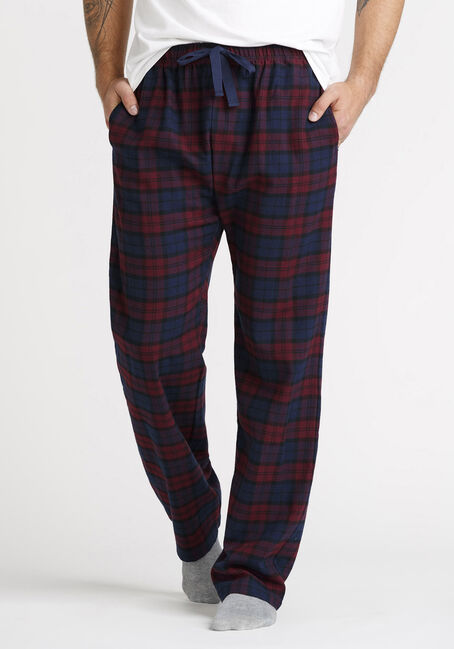 Men's Tartan Plaid Sleep Pant