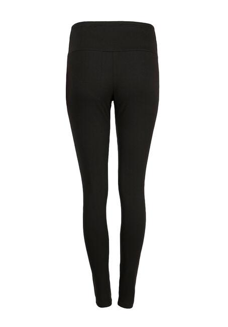 Women's Supersoft High Waist Legging, BLACK, hi-res