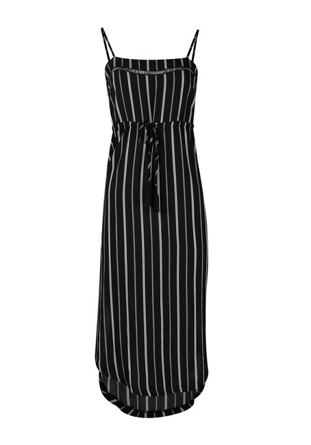 Women's High-Low Midi Dress