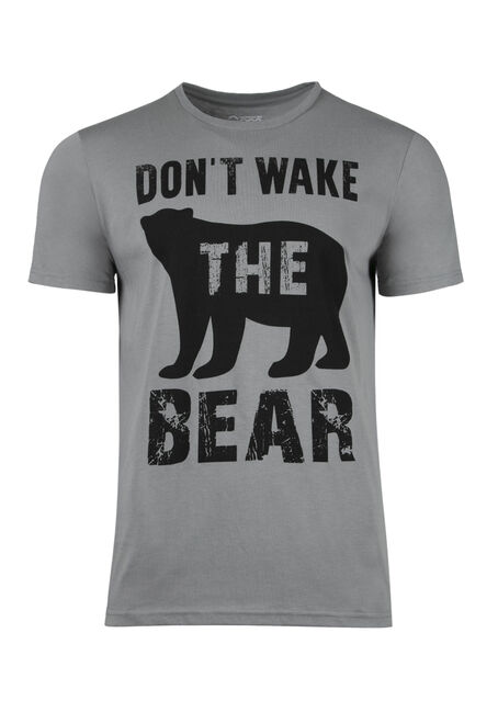 Men's Don't Wake The Bear Tee