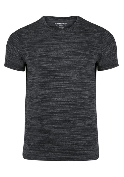Men's My Cool Tee, BLACK, hi-res