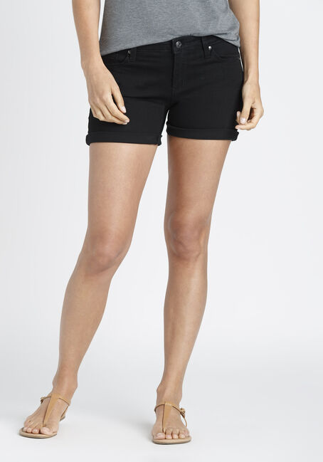 Ladies' Mid Length Short