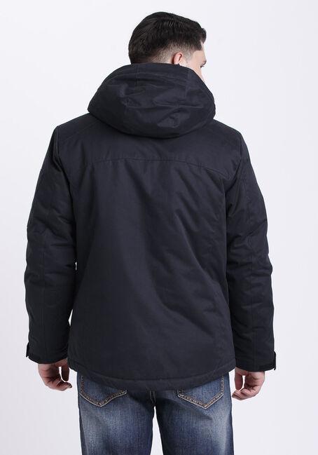 Men's 3-in-1 Jacket, BLACK, hi-res