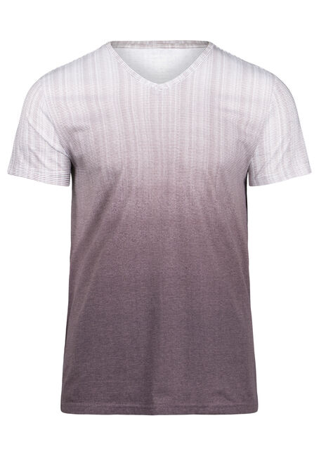 Men's Dip Dye Everyday V-Neck Tee