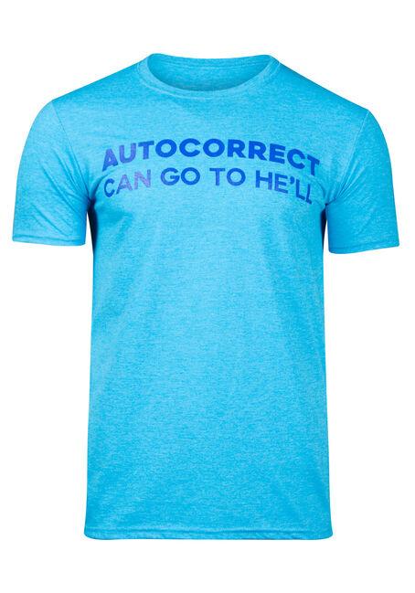 Men's Autocorrect Tee