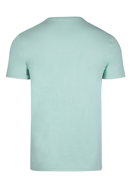 Men's Everyday Crew Neck Tee, SPEARMINT, hi-res
