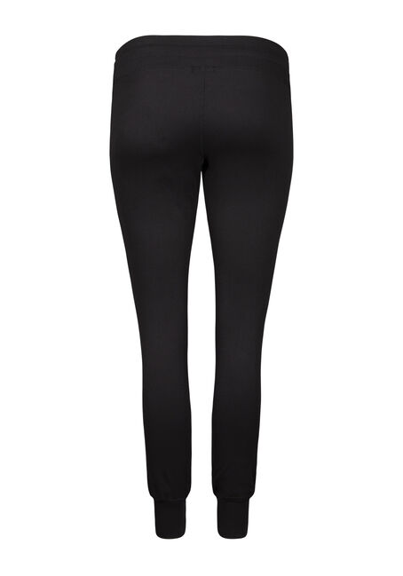 Women's Jogger Legging, BLACK, hi-res