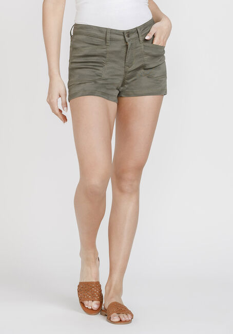 Women's Digital Camo Short