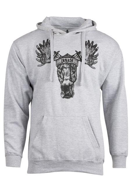 Men's Canadian Moose Hoodie