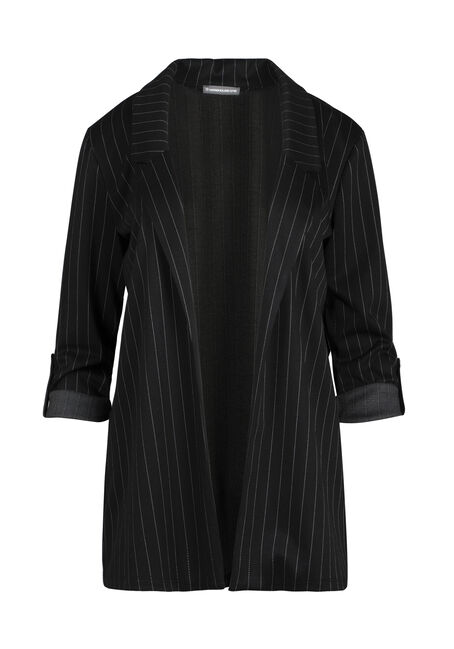 Ladies' Pinstripe Blazer