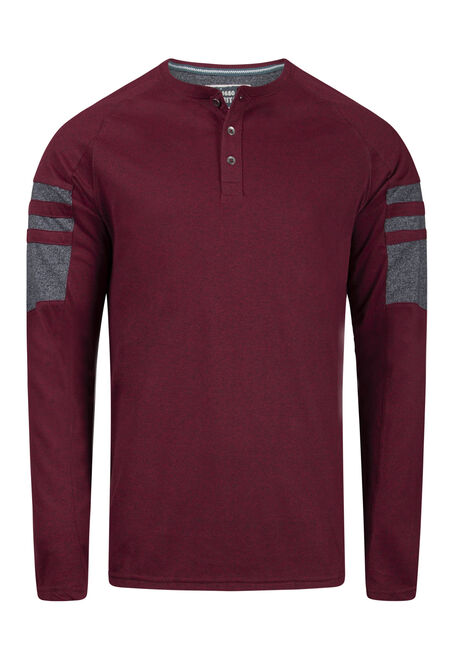 Men's Henley Tee