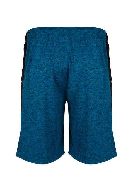 Men's Athletic Short, BRIGHT BLUE, hi-res