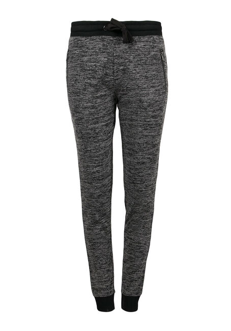 Ladies' Space Dye Jogger