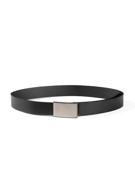 Men's Rectangle Buckle Belt