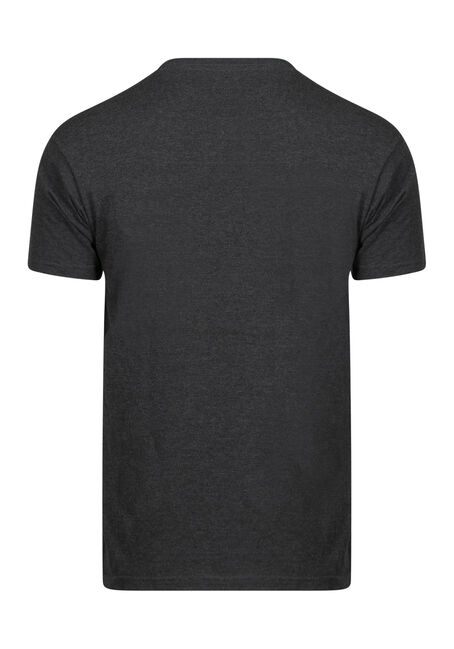 Men's Guiness Tee, DARK HEATHER, hi-res