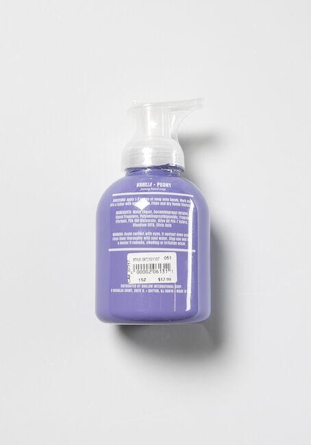 Vanilla Peony Hand Soap, VIOLET, hi-res