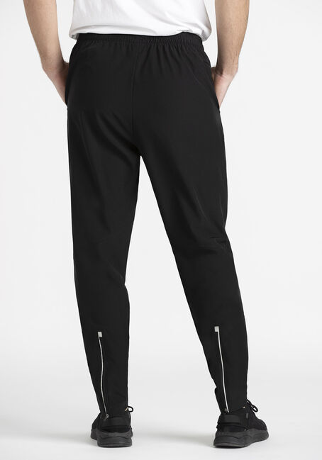 Men's Track Pant, BLACK, hi-res