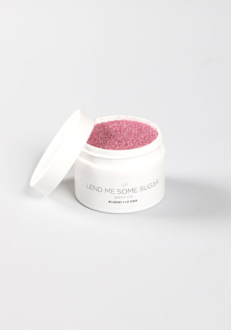 Wild Berry Lip Scrub