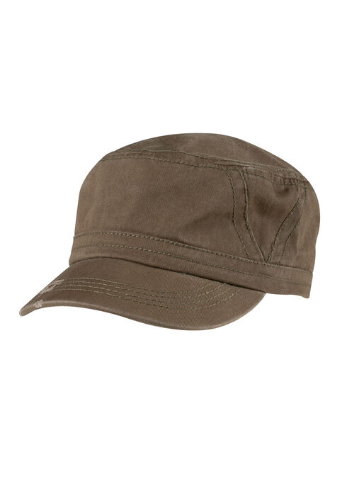 Men's Cadet Hat, DARK OLIVE, hi-res