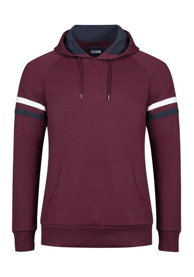 Men's Football Hoodie, PINOT, hi-res
