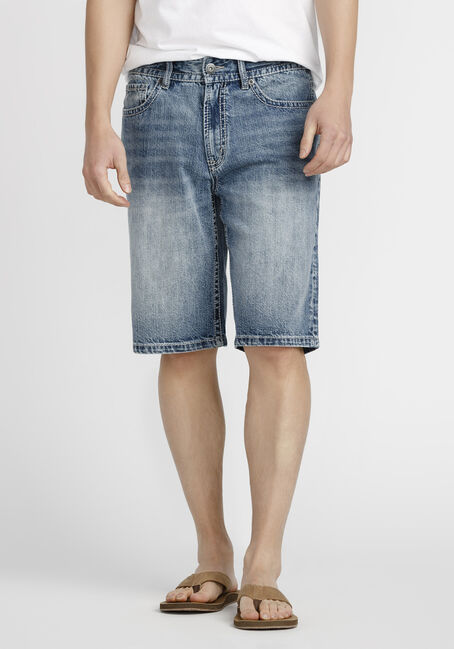 Men's Relaxed Jean Short