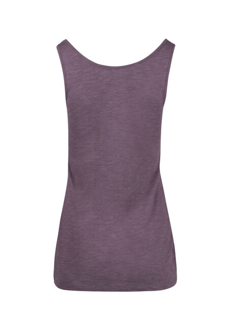 Ladies' Scoop Neck Tank, TULIP, hi-res