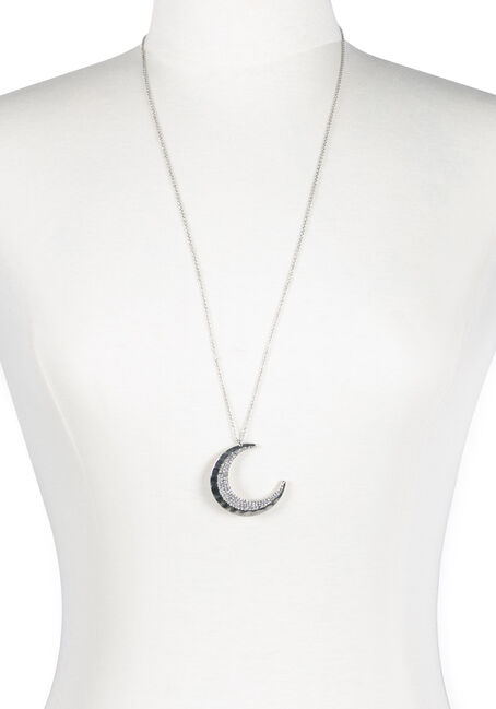 Ladies' Moon Necklace