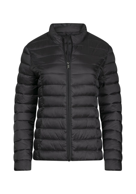 Women's Packable Puffer Jacket