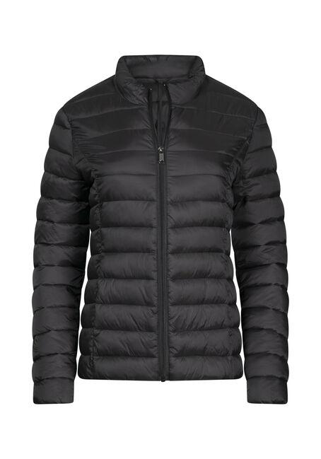 Women's Packable Puffer Jacket