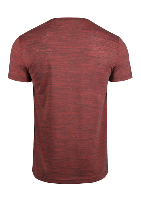 Men's Everyday V-Neck Tee, BRICK DUST, hi-res