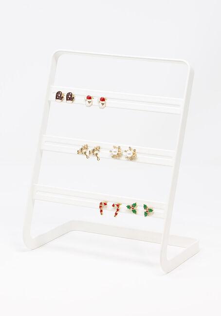 Women's Holiday Earring Set