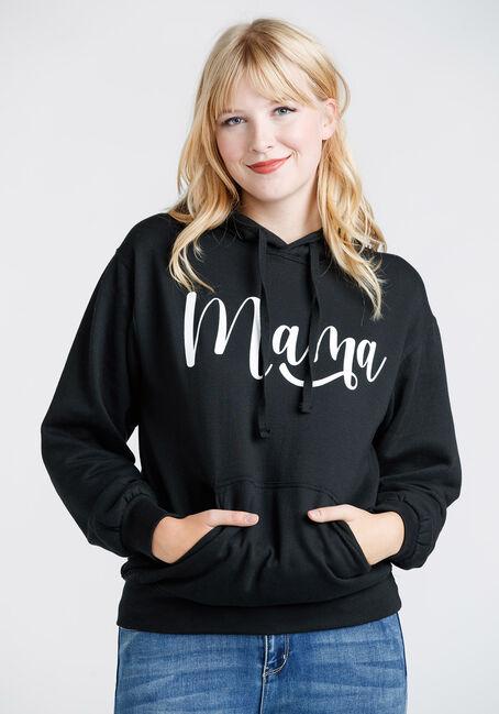 Women's Mama Pop Over Hoodie