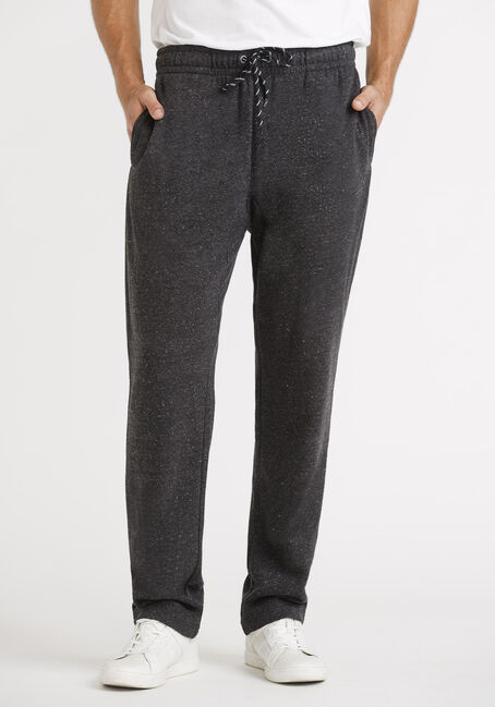 Men's Open Cuff Fleece Pant