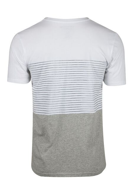 Men's Everyday Pocket Tee, WHITE, hi-res