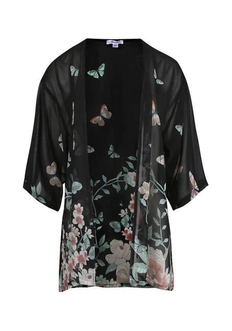 Women's Butterfly Kimono
