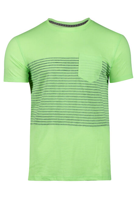 Men's Striped Tee