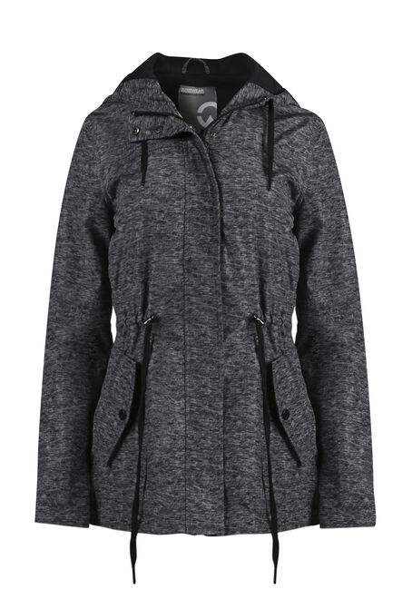 Women's Hooded Anorak Jacket