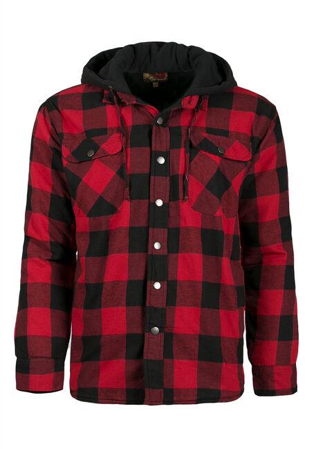 Men's Plaid Jacket