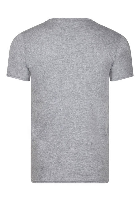 Men's No Tee, GRAPHITE HEATHER, hi-res