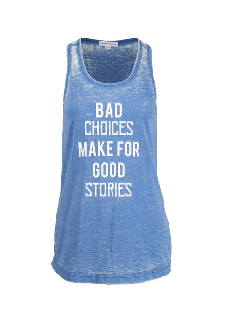 Women's Bad Choices Tank
