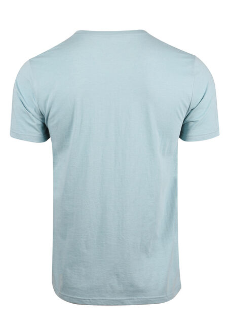 Men's Everyday Crew Neck Tee, SKY, hi-res