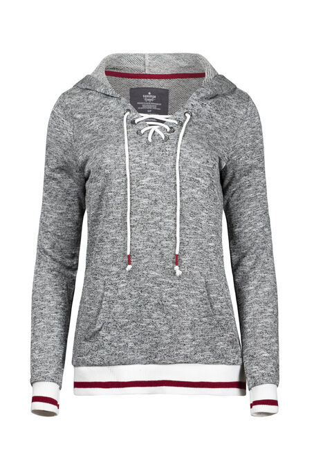 Women's Lace Up Cabin Hoodie