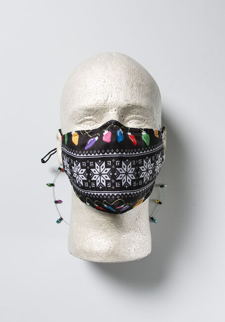 Face Mask Lights Chain